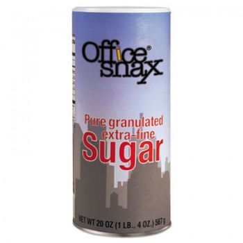 DMN 401424CT Sugar 24-20oz Canisters Per Case