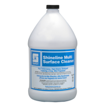 Spartan 004004 Shineline Multi-Surface Cleaner 1:64 4-1 Gallons Per Case