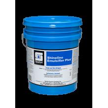 Spartan 008405 Shineline Emulsifier Plus Heavy Duty Wax Stripper Dilution 1:5 5 Gallons Per Pail