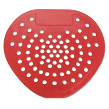 HOS 03901 Urinal Screens Cherry Scent Per Dozen