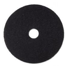 MMM 08382 3M 20 Inch Black Stripping Floor Pads 5 Per Case