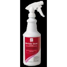 Spartan 102103 TB-Cide Quat Disinfectant Deodorizer R.T.U. 3 Trigger Sprayers Included 12/32oz Quarts Per Case