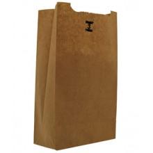 DRO 18403 3 Pound Brown Bags 4-3/4 X 2-15/16 X 8-9/16 500 Bags Per Bale