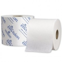 GPC 1944801 Micro Twin 2 Ply Toilet Tissue 1000 Sheets 3.95 X 4.05 48 Rolls Per Case