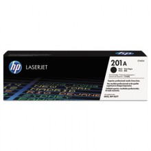HEW CF400A HP Black Original Laser Jet Toner Cartridge Per Each