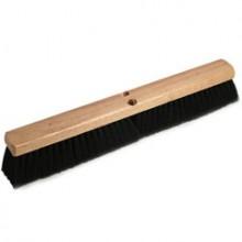 BWK 20236 Push Broom Black Tampico Fine To Medium Sweep 36 Inch