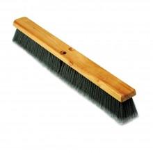 BWK 20418 Push Broom Gray Flagged 18 Inch