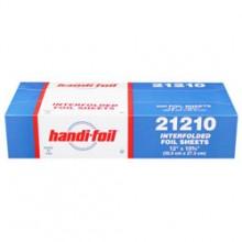 HFA 21210 12IN x 10.75IN Pop Up Foil Sheets 200 Per Box