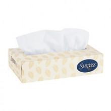 KCC 21340 Kleenex/Surpass Facial Tissue 30 Boxes / 100 Sheets Per Case