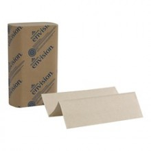 GPC 23304 Brown Multifold Towels 4000 Towels Per Case