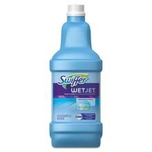 PGC 23679 WetJet Cleaning Solution Refill Open Window Fresh/Dawn 1.25 Liter Per Each