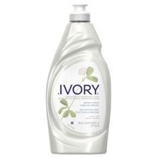 PGC 25574 Ivory Liquid Dish Detergent 10-24oz Bottles Per Case
