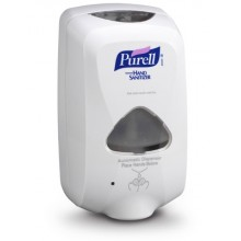 GOJO 2720-12 TFX Touch Free Purell Dispenser Gray Per Each