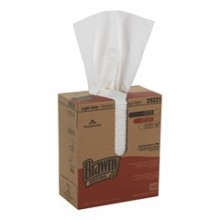 GPC 29221 Brawny Light Duty Wipers 8IN x 12.5IN 148 Wipers Per Box 20 Boxes Per Case