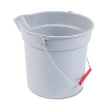 RCP 296300GY Brute Gray 10 Quart Bucket Per Each