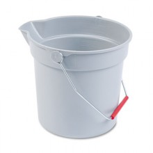 RCP 2963GRA Brute Gray 10 Quart Bucket