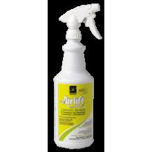 Spartan 3021L Lemon Scent R.T.U Air Freshener Deodorizer Includes 3 Trigger Sprayers 12 Quarts Per C