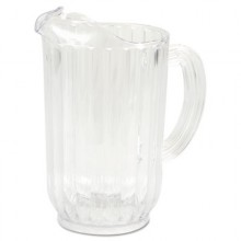 RCP 3339CLE Bouncer Pitcher 72 oz Clear Per Each