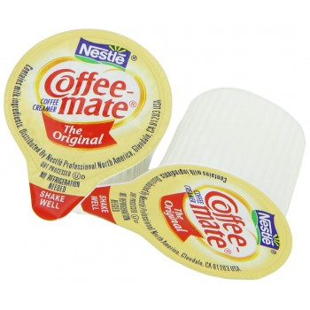 NES 35110BX Coffee Mate Original Non-Dairy Liquid Creamer 50 Per Box