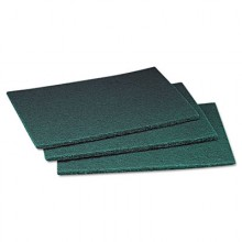 MMM 08293BX Regular Duty Scouring Pad 6IN x 9IN 20 Pads Per Box