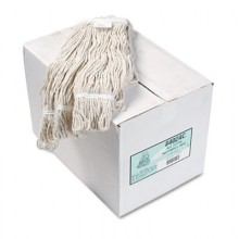 BWK 4024C Loop Tailband Mop Heads 12-24 oz/case