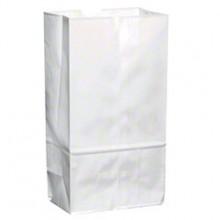 DRO 51046 6lb White Bags 500 Bags Per Bale
