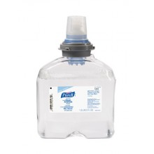 GOJO 539202CT TFX Purell Touch Free Foam Instant Hand Sanitizer (3000 Uses) 2/1200ML Per Case
