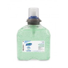 GOJO 545704CT TFX Purell Gel Touch Free Instant Hand Sanitizer With Aloe (4000 Uses) 4/1200ML Per Cas