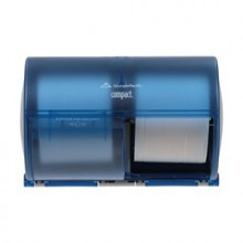 GPC 56783 Coreless Compact Toilet Tissue Dispenser Splash Blue Per Each