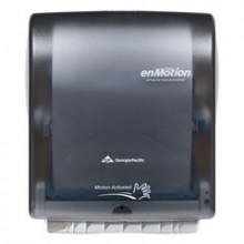 GPC 59462 enMotion Smoke Touchless Automated Towel Dispenser  Per Each