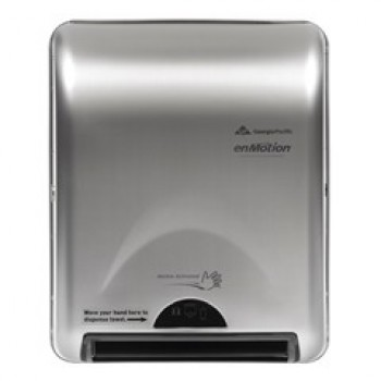 Gp 59466 Enmotion Recessed Stainless Automatic Towel