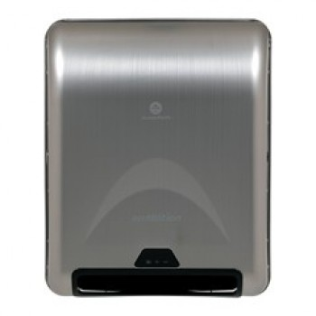 GPC 59466A enMotion Recessed Stainless Automatic Towel Dispenser Per Each