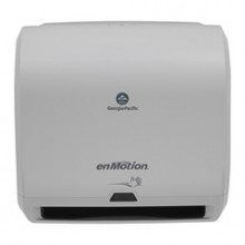 GPC 59487A enMotion Impulse 10 Gray/Blue Touchless Automated Towel Dispenser Per Each