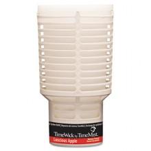 TMS 676101TMRCT TimeWick Luscious Apple Air Freshener 60 Day Refills 6 Per Case
