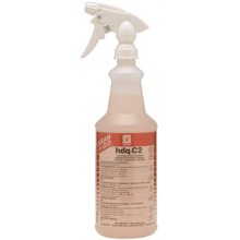 Spartan 926200 Clean On The Go HDQ-C2 Printed Spray Bottles & Trigger Sprayers 12 Per Case