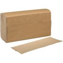 SCA MK520A Brown Multifold Towels 9.5IN x 9 1/8IN 16/250/4000 Per Case