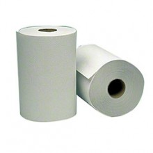 SCA RB351 White Dispenser Roll Towel 2 In Center Core 7 7/8IN x 350FT 12 Rolls Per C