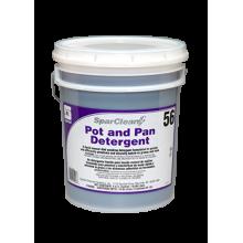 Spartan 765605 SparClean Pot and Pan Detergent 5 Gallons Per Pail