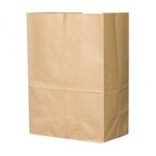 Duro 80075 1/6 50lb Brown Bags 500 Bags Per Bale