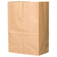BAG SK1657 1/6 57lb Brown Bags 500 Bag Per Bale