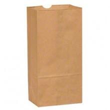 DRO 18408 8lb Brown Bags 500 Bags Per Bale