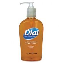 Dial 84014CT Liquid Antimicrobial Soap 12/7.5oz Per Case