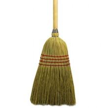 BWK 920YEA  Mixed Fiber Maid Broom 42 Inches Long Per Each