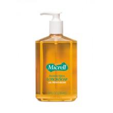 GOJO 975212CT Micrell Antibacterial Hand Soap 12/8oz Per Case