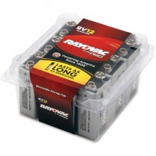 RAY ALV12F  Ultra Prol 9-VOLT Alkaline Batteries 12 Per Pack