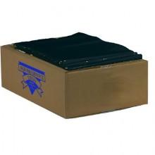 COL CBB17L/HER H3417RB 13x4x17 .35 Mil Regular Black 4 Gallon 1000 Bags Per Case