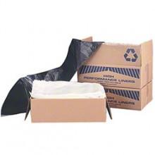 COL CXC32L 24x32 .35 Mil Regular Clear 12-16 Gallon 1000 Bags Per Case