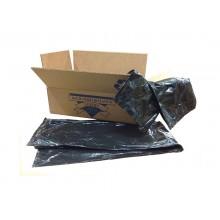 COL CB262X 38x58 .80 Mil Black 55 Gallon 200 Bags Per Case