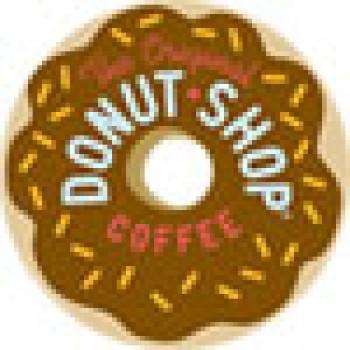 DIE 60224101 Keurig K-Cups Donut Shop Decaf Coffee 22 Per Box