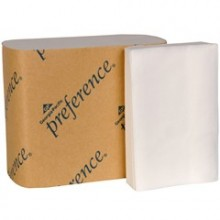 GPC 10101 Toilet Tissue Interfolded Sheets 4IN x4.95IN 24000 Sheets Per Case